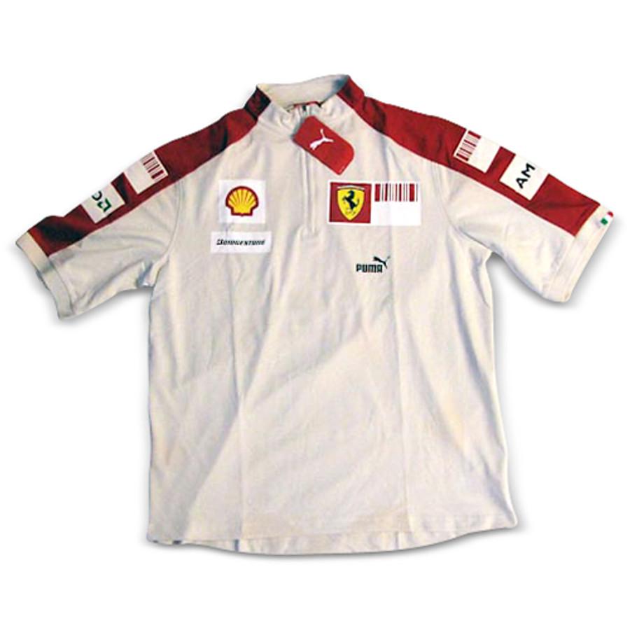 2009 Singapore GP Ferrari PUMA Marlboro Tshirt