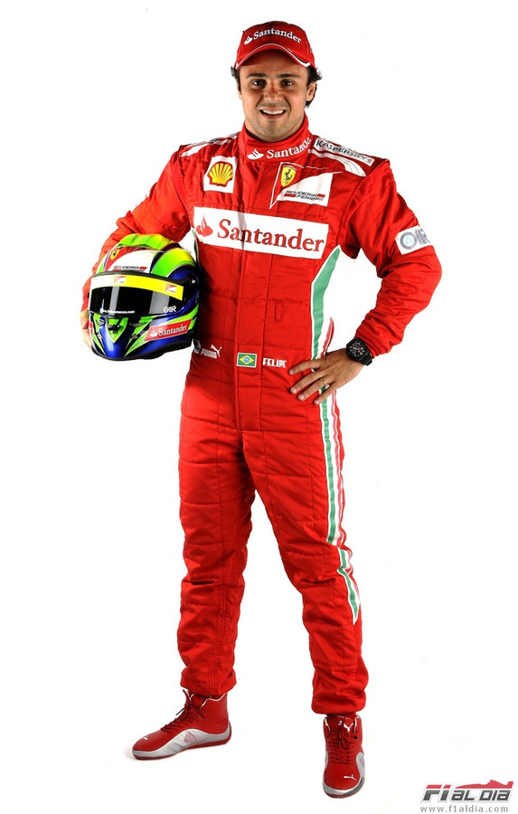 Felipe Massa Race Used Ferrari Suit - 2000's