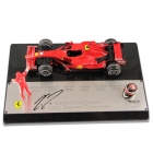 Signed Model Cars