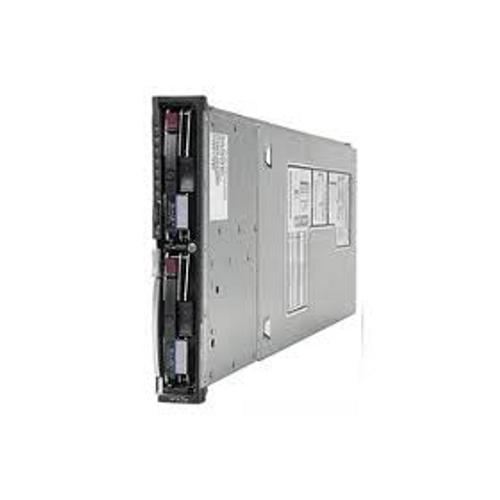 HP 438211-B21 438211 B21 HP Proliant BL25P G2 1x AMD Opteron 2220 Dc 2 8 GHZ 2 Gb Ram SAS SATA 2x Gigabit Ethernet 2 Way Blade Server New Bulk Pack