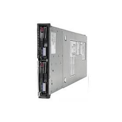 HP 438211-B21 438211 B21 HP Proliant BL25P G2 1x AMD Opteron 2220 Dc 2 8 GHZ 2 Gb Ram SAS SATA 2x Gigabit Ethernet 2 Way Blade Server New Bulk Pack