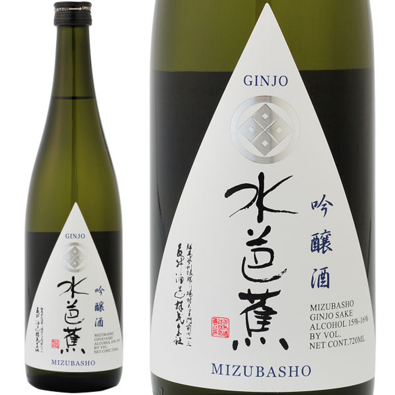 Mizbasho Water Flower Ginjo Sake 720ML