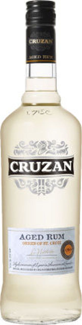 Cruzan Estates Aged Light Rum St. Croix 750ml