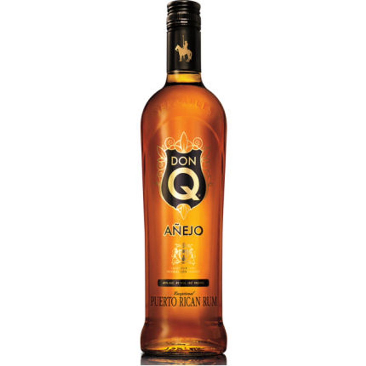 Don Q Anejo Puerto Rican Rum 750ml