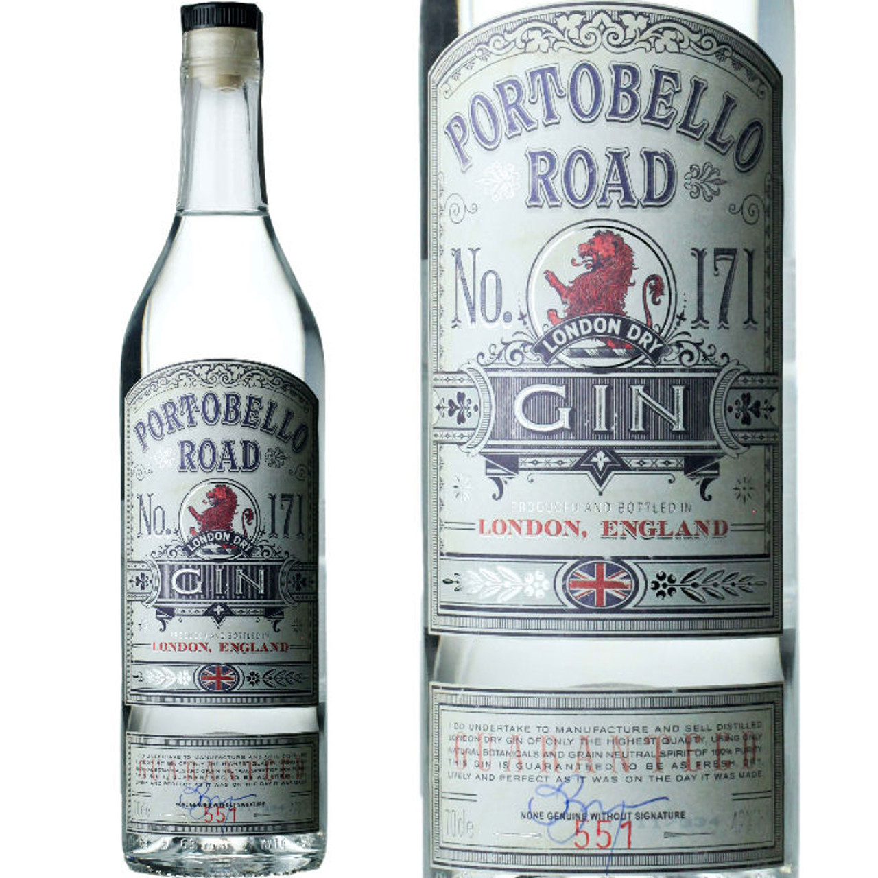 Portobello Road No. 171 London Dry Gin 750ml