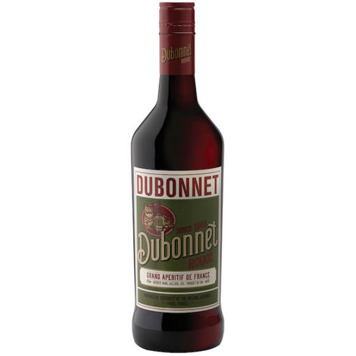 Dubonnet Rouge Aperitif Wine is a mix of fortified wine, a proprietary blend of herbs, spices and peels, and the medicinal quinine is a recipe that has earned it legendary status in the world of sophisticated drinks. 750ml