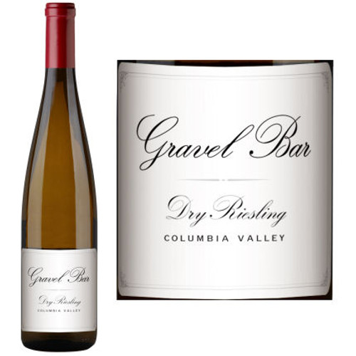 Gravel Bar Columbia Valley Dry Riesling