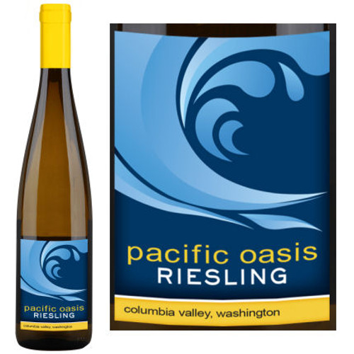 Pacific Oasis Columbia Valley Riesling