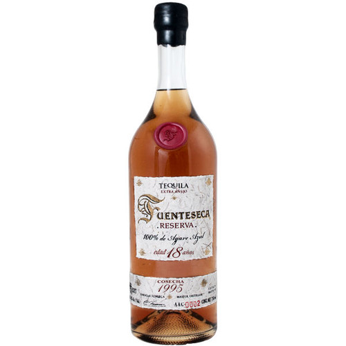 Fuenteseca Reserva Extra Anejo 1995 18 Year Old Tequila 750ml