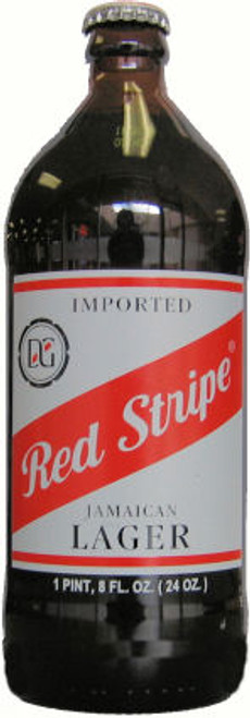 Red Stripe Lager (Jamaican) 24oz