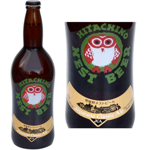 Hitachino Nest Beer Japanese Classic Ale 24.3oz