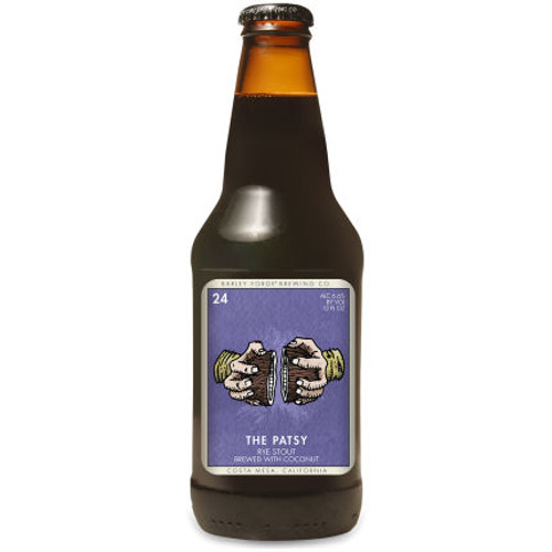 Barley Forge The Patsy Rye Stout 12oz 6 Pack