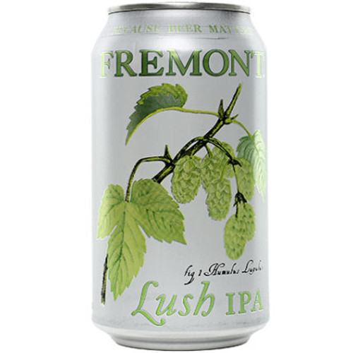 Fremont Brewing Lush IPA 12oz 6 Pack Cans