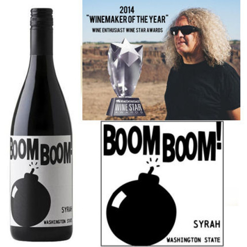 Charles Smith Columbia Valley Boom Boom! Syrah
