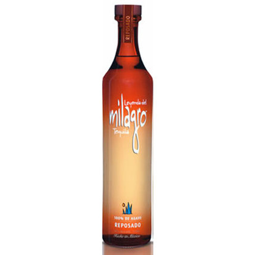 Milagro Reposado Tequila 750ml Rated 85-89
