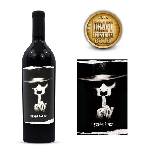 Cloak & Dagger Cryptology Paso Robles Red