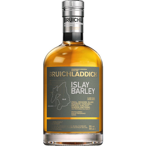Bruichladdich Islay Barley 2010 Single Malt Scotch 750ml