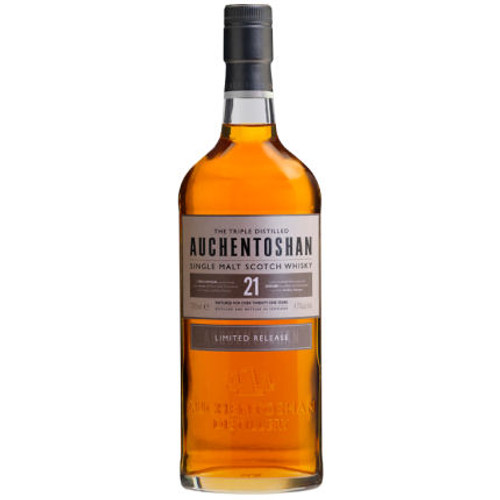 Auchentoshan 21 Year Old Lowland 750ml