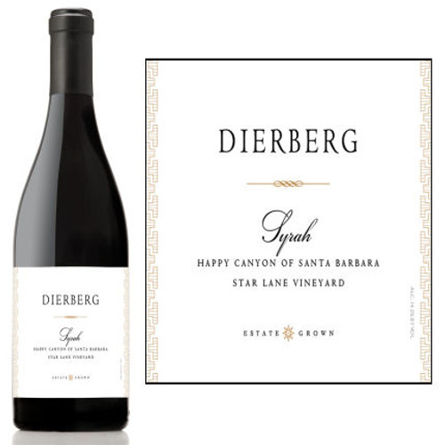 Dierberg Happy Canyon Santa Barbara Syrah