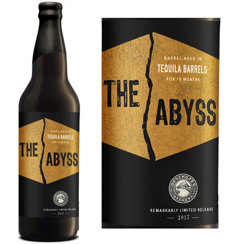 Deschutes The Abyss Tequila Barrel Aged Imperial Stout 22oz