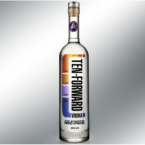 Ten Forward Vodka 750ml