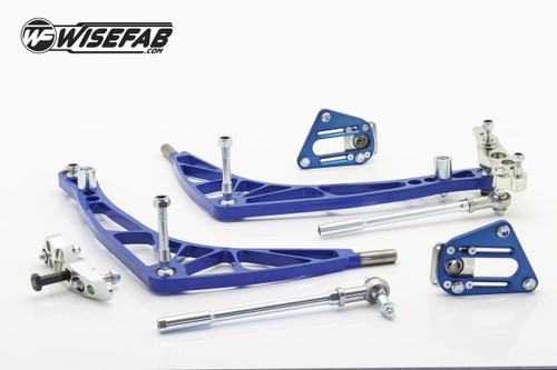 Wisefab BMW E30 Lock Kit