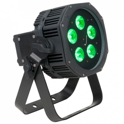 Up lighting gearclubdirect american dj wifly exr hex5 ip outdoorip65 rated compact led uplight aloadofball Image collections