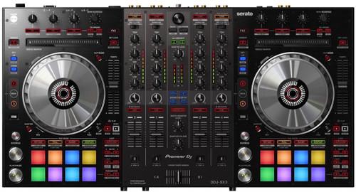 DDJ-SX3 PERFORMANCE DJ CONTROLLER - SERATO DJ PRO - 4 Channel