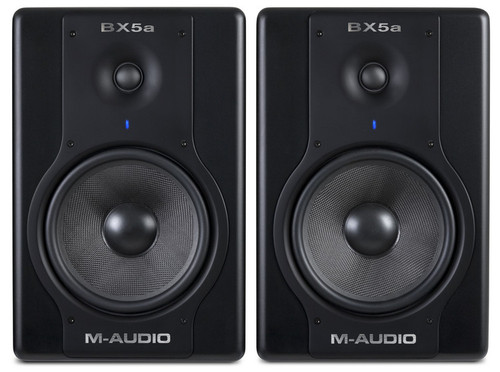 Maudio Bx5 D3 5\ Powered Studio Reference Monitor Gearclubdirectrhgearclubdirect: M Audio Studiophile Bx10s Subwoofer At Elf-jo.com