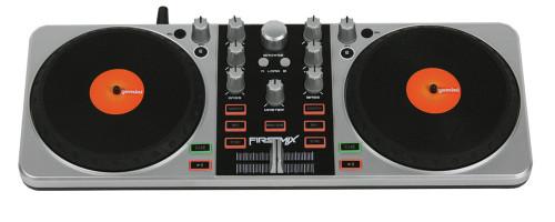 Gemini FirstMix USB DJ MIDI Controller