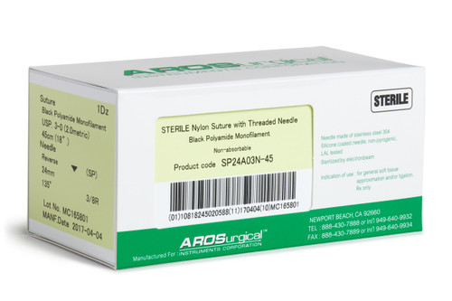"""AROSuture™ SP24A03N-45 