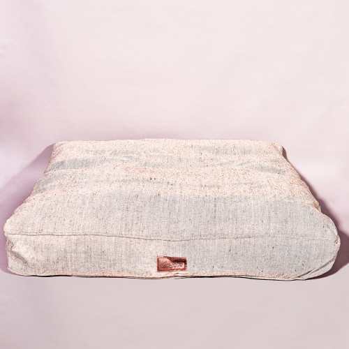 Speckled Tweed Dog Bed by Harry Barker