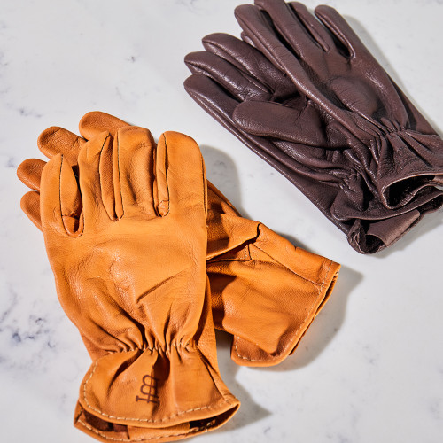 Leather Shooting Gloves by Tom Beckbe