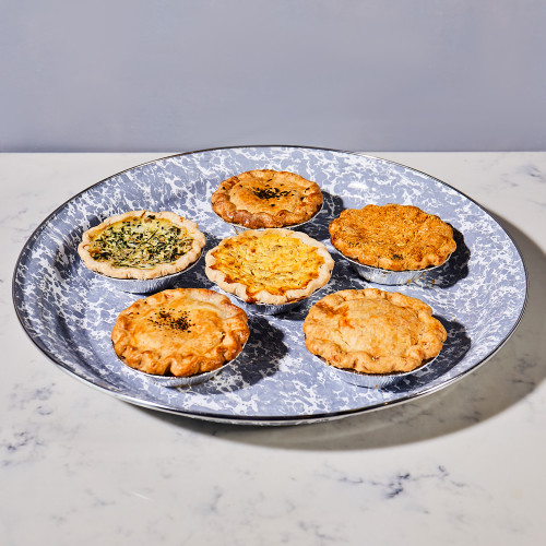 6-Pack Savory Pie Bundle by Southern Baked Pie Company