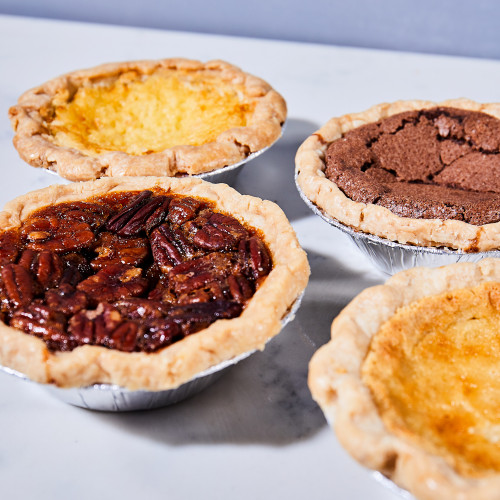 4-Pack Sweet Pie Bundle by Southern Baked Pie Company