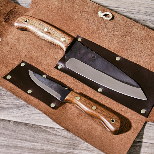Heirloom Knife Set by Sterling Brooke