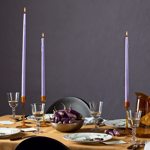 Wisteria Taper Candles by Creative Candles
