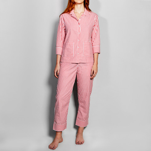 Picnic Pocket Pajama Set by Lake Pajamas