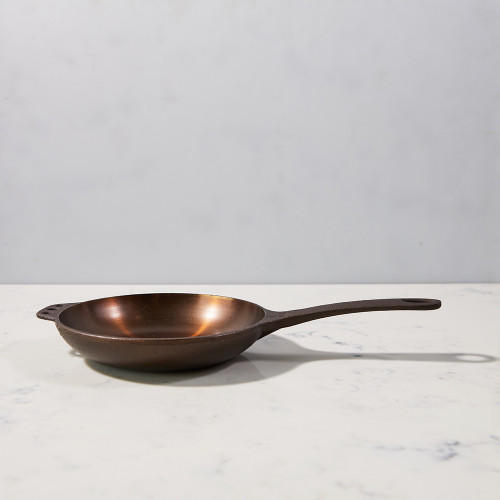 No. 8 Cast Iron Chef Skillet by Smithey Ironware