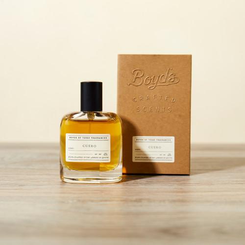 Cuero Eau de Parfum by Boyd's of Texas