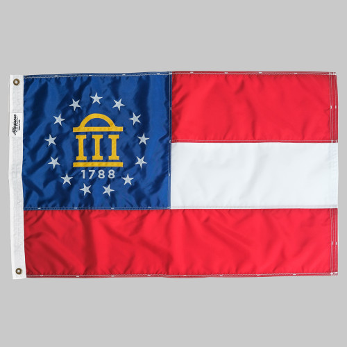 Georgia State Flag by Allegiance Flag Supply