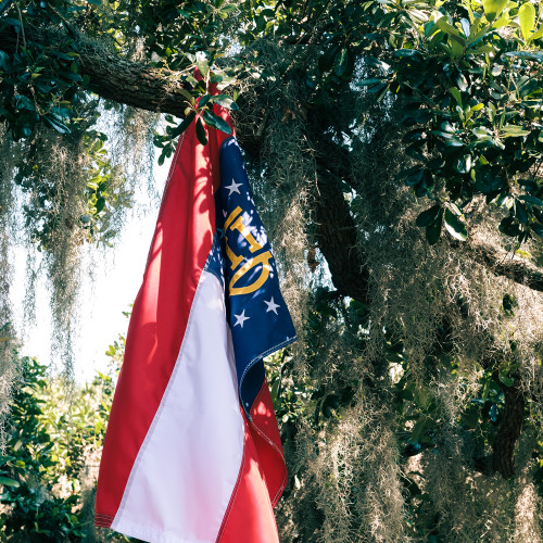 Georgia State Flag by Allegiance Flag Supply
