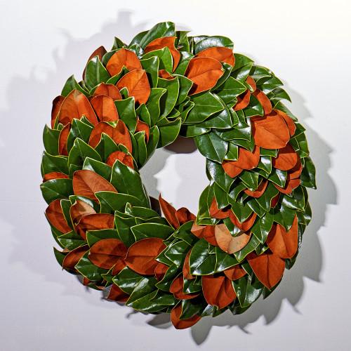The Original Magnolia Wreath by The Magnolia Company