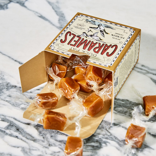 Duck Fat Caramels by Olive & Sinclair Chocolate Co.