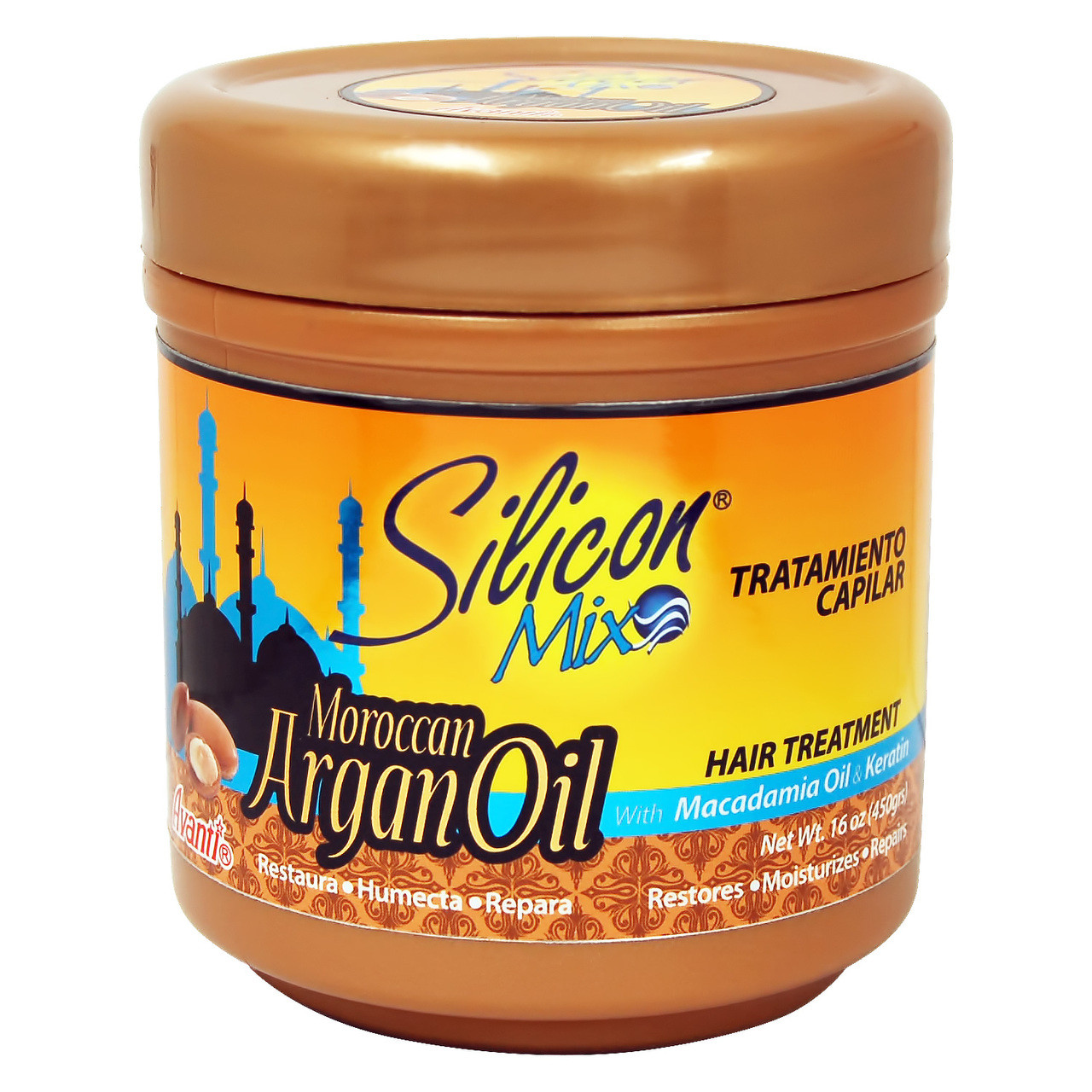 Silicon Mix Treatment On Natural Hair
