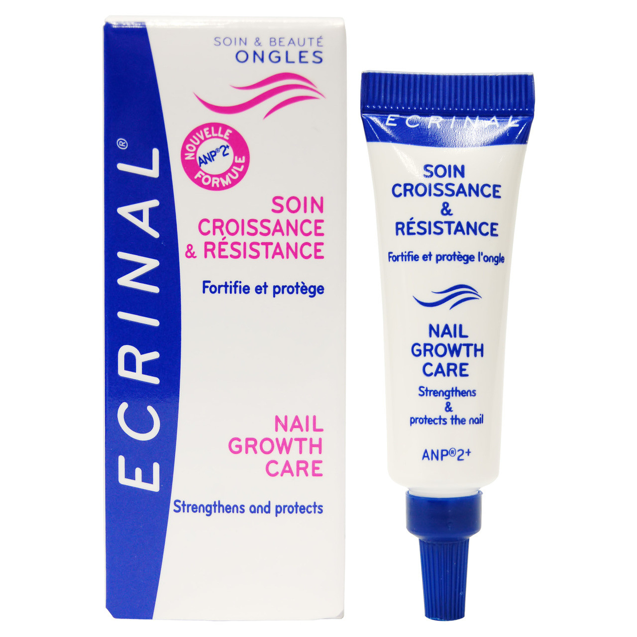 Ecrinal Nail Growth Care Strengthens & Protects the Nail ANP 2+ ...