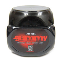 Fonex Gummy Hair Gel Maximum Hold & Extreme Look 7.5 oz