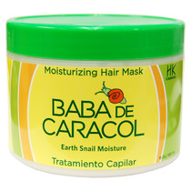 Baba De Caracol Earth Snail Moisture Moisturizing Hair Mask Treatment 16 oz
