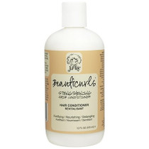 Curl Junkie Beauticurls Strengthening Hair Conditioner 12 oz