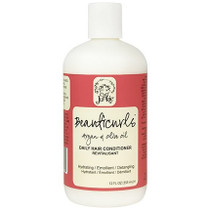 Curl Junkie Beauticurls Argan & Olive Oil Daily Hair Conditioner 12 oz